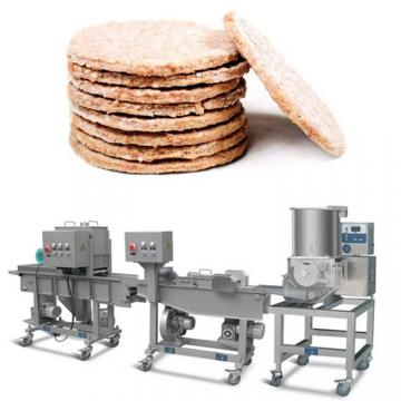 Automatic Burger Shaper Hamburger Patty Press Making Machine
