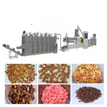 Small Scale Good Quality Tilapia Fish Feed Pellet/Pet Food Processing Machine/Dog Food Production Line