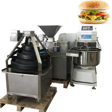 Industrial Metal Burger Patty Mould Machine Hamburger Press for Sale