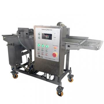 Food Processing Equipment Industrial Kitchen Appliances Batter Breading Machine