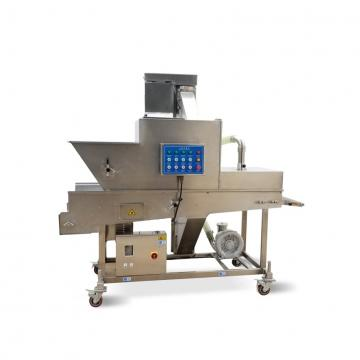 Portable Food Chicken Coating Equipment Batter Breading Machine